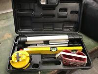 Power Master Laser Level Kit