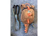 Little Life Dinosaur Backpack with Reins
