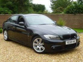 2009 59, BMW 318d 2.0TD auto d M SPORT Saloon + PARK SENSORS + CRUISE