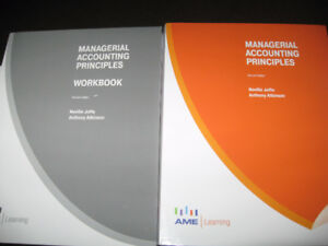ACCT2460 - Applied Managerial Accounting Principles - Edition2