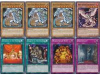 44 Cards Blue-Eyes White Dragon Deck| Duel Monsters Kaiba's* Ultimate Blue-Eyes Battle City Deck