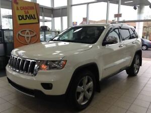 2011 Jeep Grand Cherokee Overland *NAVIGATION, TOIT OUVRANT, BAN