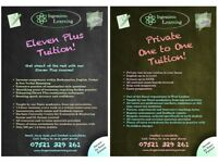 Private Tuition and Small Group Tuition Classes