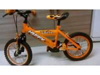 Huffy 14 inch kids bike
