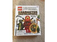 Lego ninjago character encyclopaedia