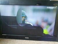 Philips plasma TV, spares or repair. Free