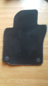 VW Golf Factory carpet floor mats