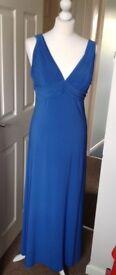Red Strappy top & Gina Bacconi Dress (sz 12)