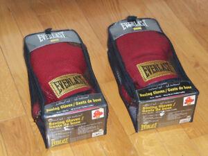 Gant de boxe punching bag