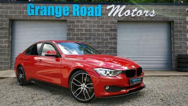2014 14 BMW 3 SERIES 2.0 320D M PERFORMANCE BUSINESS 4D AUTO 161 BHP DIESEL