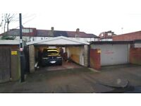 LARGE GARAGE WITH YARD. BULL LANE LONDON N18