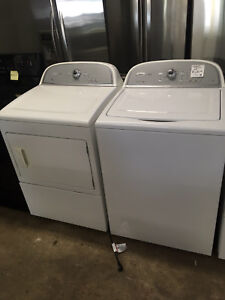 3 years old whirlpool washer and dryer set