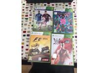 4 sports game bundle