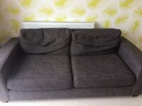 Good quality, good condition and comfortable Marks & Spencer Two Seater Sofa