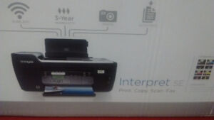 Lexmark Printer Interpret  Canon CanoScan 4400F also avail.