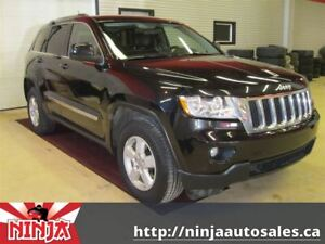 2011 Jeep Grand Cherokee Laredo Leather New Michelins