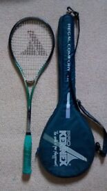 Pro Kennex Regal Comfort XL Sqaush Racket with Carry Bag