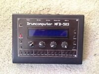 MFB-503 Drumcomputer analog drum machine