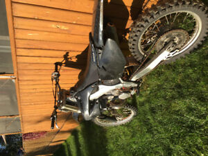 Cr250 need gone! Runs awesome!