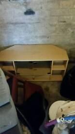Light wood TV Cabinet
