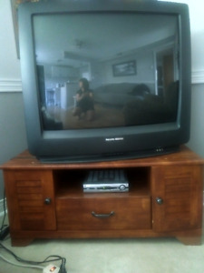 FREE 36 in PHILLIPS TV and STAND