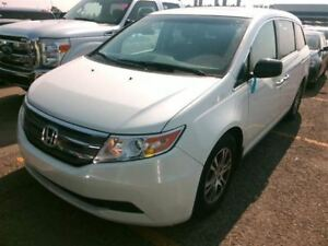 2013 Honda Odyssey LEATHER ROOF CAM-DUAL DVD