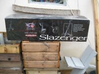 Slazenger Lightweight Steel Golf Cart (new/un-used) - £10