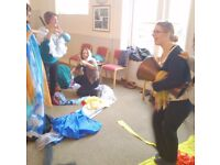 Dramatherapy Course Bristol - Practical Introduction