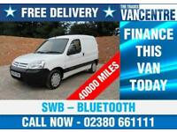 CITROEN BERLINGO 1.6 HDI SWB BLUETOOTH