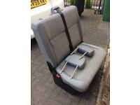 Vw transporter t5 passenger seat + driver seat