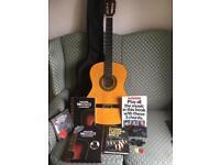 Herald Guitar complete for the beginner