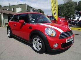 MINI HATCH ONE 1.6 ONE D 3d 90 BHP (red) 2010