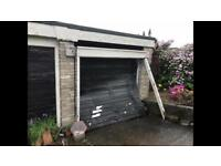 USED GARAGE DOORS SUPPLIED AND INSTALLED