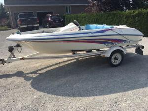 1994 Sea Rayder Jet Boat