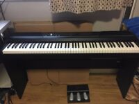 Korg sp170dx digital piano