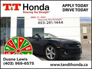 2011 Chevrolet Camaro 2SS *No Accidents, Bluetooth, Leather Inte