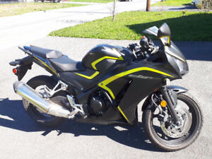 2015 CRB300R ABS