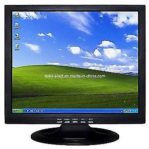 Various 17-18 LCD VGA Monitors