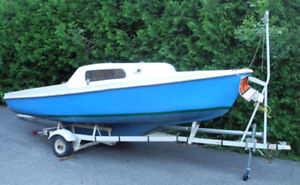 DS16K sailboat for sale