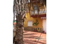 2 Bed Maisonette per Year for price of 2 Week Hotel in Europe's Best Climate Torrox Costa nr Malaga
