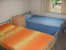 double room and single room in willesden green