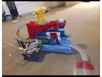 Thomas and Friends Mega Bloks set