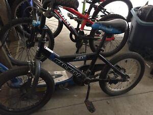 Kids Star Wars BMX bike