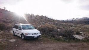 Ford Windstar Van Amenage / Camper