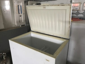 FREE FREEZER - Does not work, but good for scrap metal