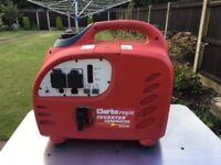 Clarke IG2200 2.2kw Inverter Generator in Very good condition