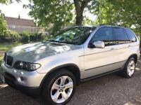06 Reg BMW X5 3.0D SPORT AUTO (1 YEARS MOT).eg Vouge discovery ml X3 Shogun X-trail freelander TD5