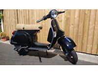 2007 Vespa PX 125 MY Disc Bargain P/ex considered