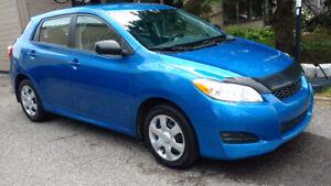 2010 Toyota Matrix Familiale