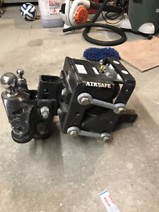 AIRSAFE trailer hitch